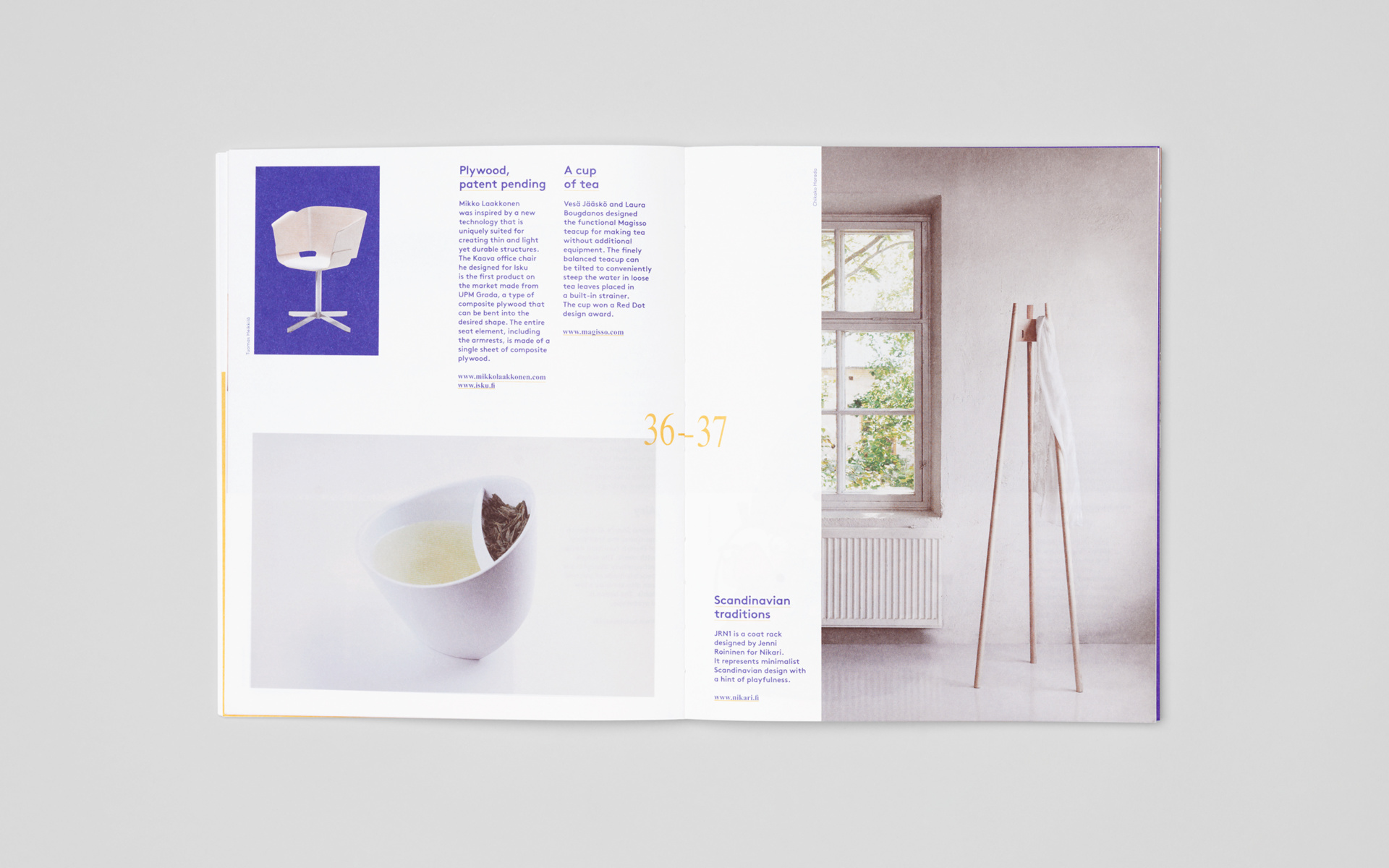 Kokoro & Moi FINNISH DESIGN YEARBOOK